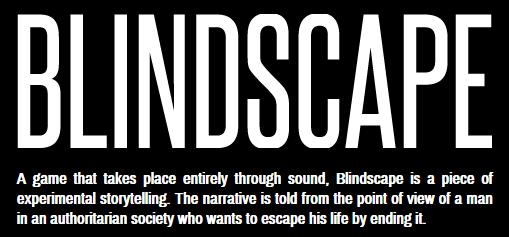 Blindscape