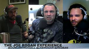 Oh, and the podcast is also recorded live.  All of the videos can be seen at http://joerogan.net/