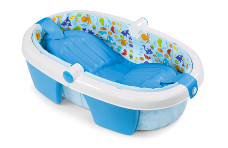 What a perfect baby tub!