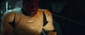 Finn's awakening happens while he is participating in the typical murder games of the dark side.