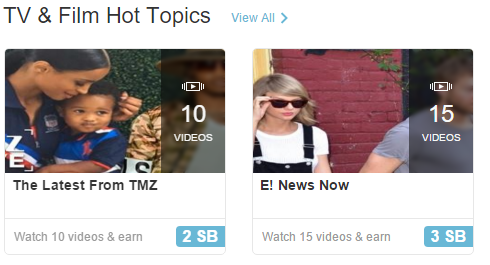 No, these are not working videos, just examples :P